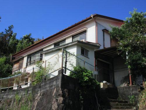<伊豆今井浜>客室11室の元大型民宿!海一望【中古・民宿】