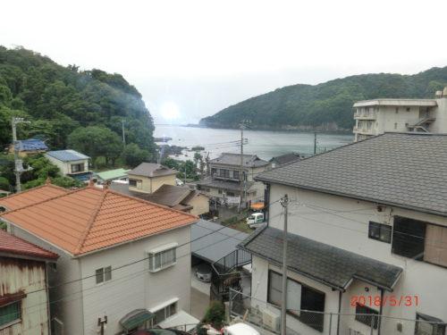 下田市大浦海岸【ペンション】