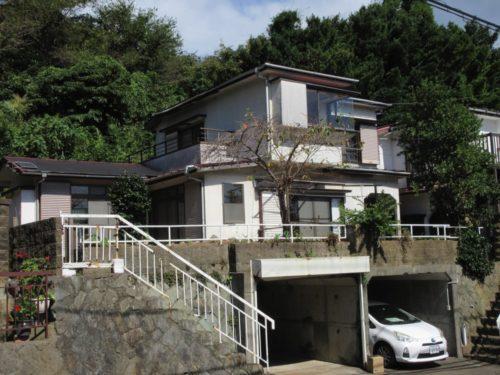 <下田白浜>白浜海水浴場まで1.5km!ガレージ、庭付き!【賃貸・戸建て】